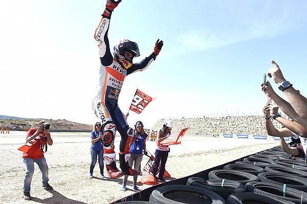 Geral Últimas notícias Fim de semana teve volta de Rossi e vitória de Márquez