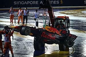 فورمولا 1 أخبار عاجلة فيرشتابن: فيتيل لم يعتذر عن حادث انطلاقة سباق سنغافورة