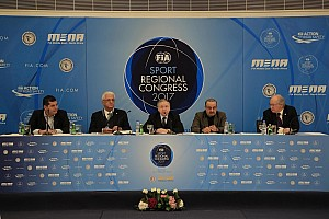 بطولة الشرق الأوسط للراليات أخبار عاجلة إنطلاق المؤتمر الإقليمي لرياضة السيارات في الشرق الأوسط وشمال أفريقيا