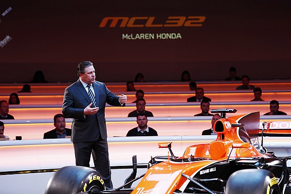Formula 1 Breaking news Brown says McLaren's budget remains
