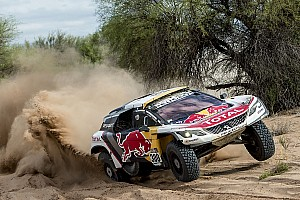 Dakar Breaking news Peugeot could quit Dakar over proposed rule changes