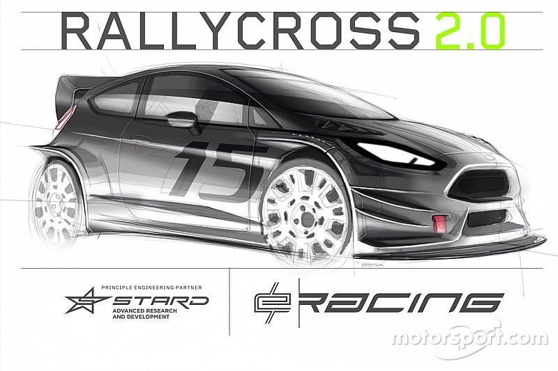 Eerste rallycrosskampioenschap met elektrische bolides in Amerika