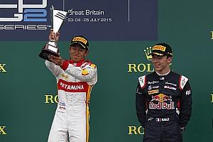 Formula 1 Special feature Ketika Pierre Gasly jadi rekan dan rival Rio Haryanto