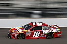 Kyle Busch wins Stage 2 of the Brickyard 400
