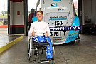 General Billy Monger fait son retour au volant