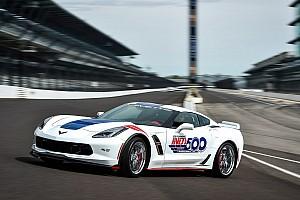 IndyCar Ön Bakış 2017 Indy 500'de tempo aracı Corvette Grand Sport olacak