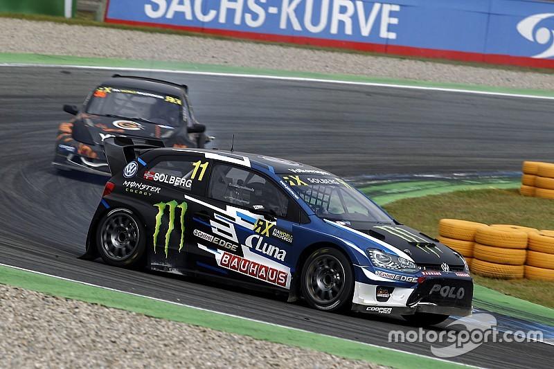 Q3 - Solberg se replace, Loeb deuxième