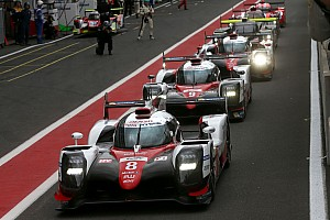 WEC Важливі новини Toyota наполягає на легальності машини після звинувачень Porsche