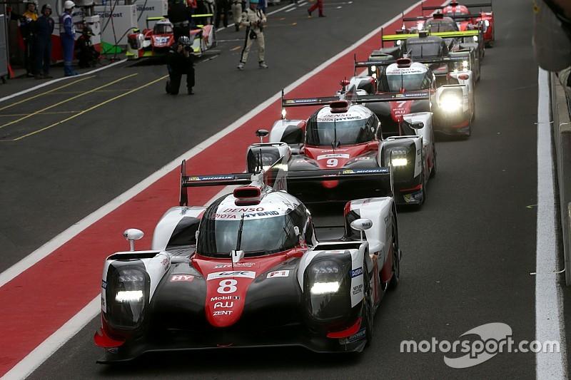 """Toyota dice que su coche es """"120% legal"""" pese a la sospecha de Porsche"""