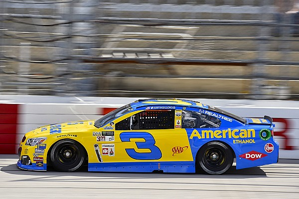 Austin Dillon leads Chevrolet with strong top-five run in Southern 500
