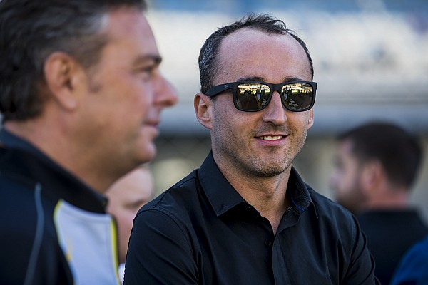 Formula 1 Kubica completes