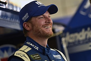 NASCAR Cup Interview Dale Jr. says he's already