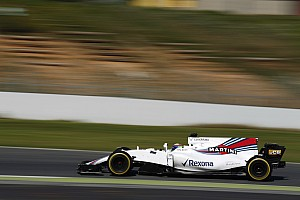 Formula 1 Testing report Barcelona F1 test: Massa and Williams end Tuesday out front