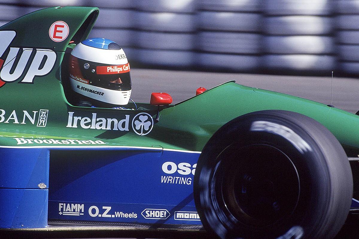 Цей день в історії: перші тести Міхаеля Шумахера у Формулі 1
