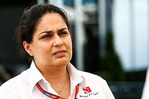 Formule 1 Interview Monisha Kaltenborn :
