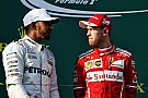 Vettel, Hamilton would relish F1 2017 title battle