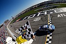 Johnson takes Atlanta victory, matching Dale Earnhardt's win record