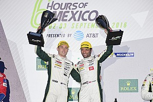WEC Race report Aston Martin Racing claims victory at 6 Hours of Mexico