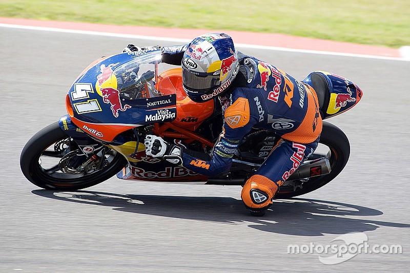 Moto3 Argentina: Binder pole position, Navarro start ketiga