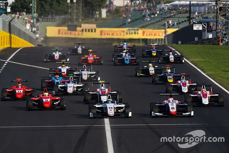 GP3 and F3 could merge in 2019