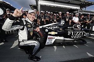 Indy 500: Carpenter beats Penskes, scores third Indy pole
