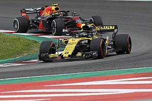 Les F1 2019 ne font pas
