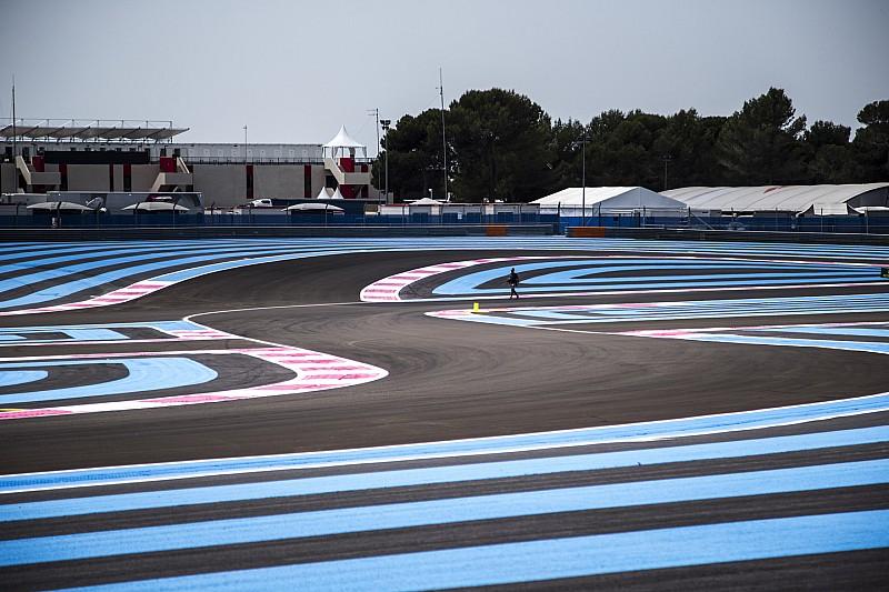 Fotogallery F1: il Paul Ricard si appresta a ospitare il GP di Francia dopo 28 anni