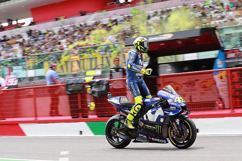 Képgaléria az Olasz Nagydíjról: Rossi, Marquez, Zarco…