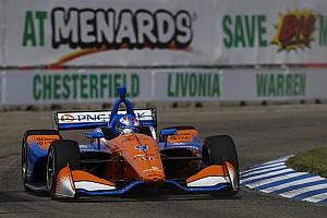 IndyCar Race report Detroit IndyCar: Dixon scores 42nd victory, defeats Andretti trio