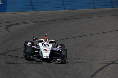Andretti manda en el primer test en Indy y Castroneves regresa