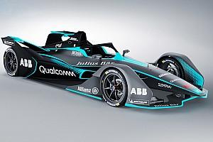 Formula E Noticias de última hora Fórmula E presenta su auto 2018/19