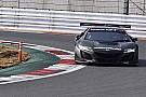 Super GT A brutális Honda NSX GT3 tesztelés közben – Button gépe