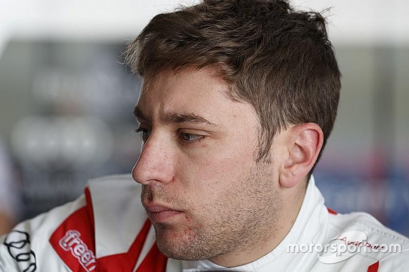 Frijns komt namens Audi uit voor het roemruchte Team Abt Sportsline