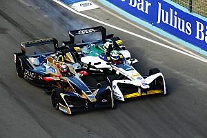 Формула E Отчет о гонке Вернь сдержал атаки ди Грасси и выиграл в Пунта-дель-Эсте