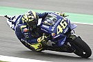 MotoGP Valentino Rossi trotz Platz neun zuversichtlich: