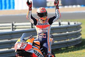 MotoGP Résumé de course Course - Márquez survole; Pedrosa et les Ducati se percutent!