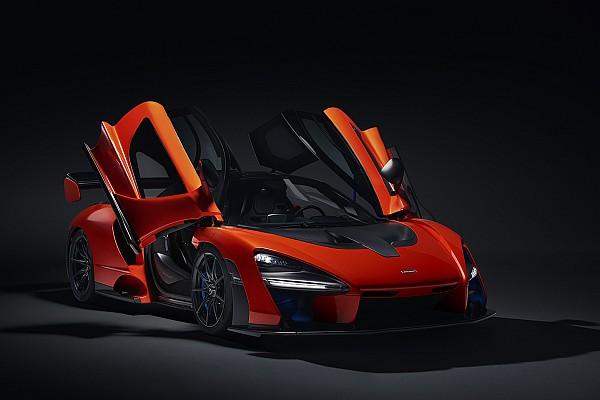 Формула 1 Новость McLaren назвала новый дорожный гиперкар в честь Айртона Сенны