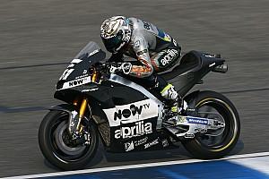 MotoGP Важливі новини Aprilia не покаже новий двигун до першої гонки