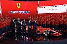 Fotogallery: ecco i primi scatti della Ferrari SF71H