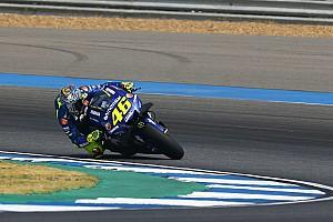 """MotoGP Últimas notícias Yamaha """"espera totalmente"""" renovar com Rossi para 2019"""