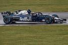 Formula 1 Fotogallery: l'esordio in pista della Red Bull RB14 a Silverstone
