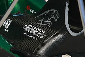 Cosworth apre ad una partnership con Aston Martin per il motore F.1