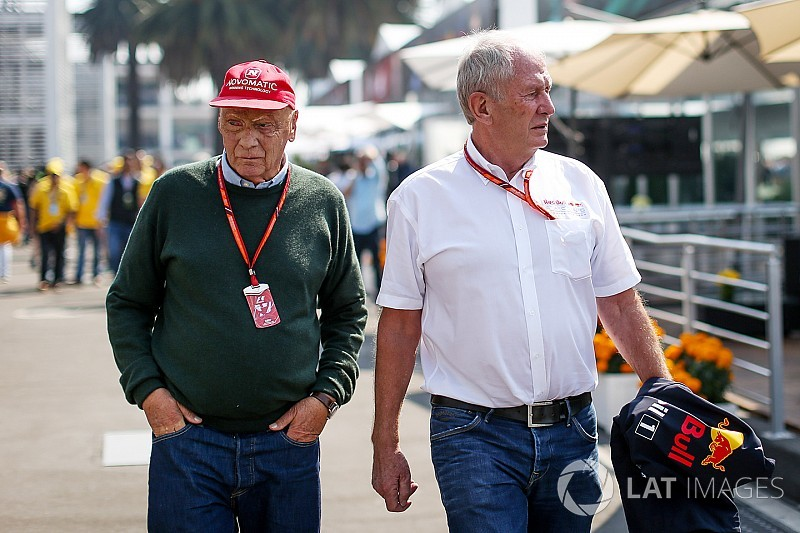 La receta de Niki Lauda para que Liberty mejore la Fórmula 1