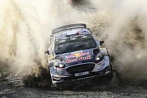 WRC Breaking news Ogier: 2018 decision