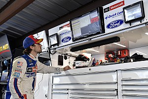 NASCAR Cup Practice report Ryan Blaney leads opening Texas practice with near 200mph lap