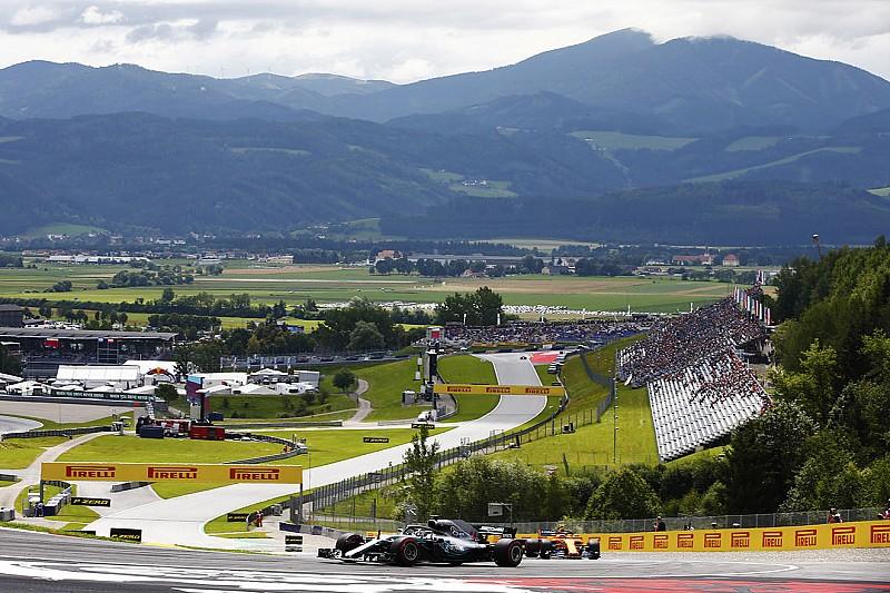 Red Bull Ring, Libere 1: la Mercedes W09 Evo mostra subito il suo potenziale!