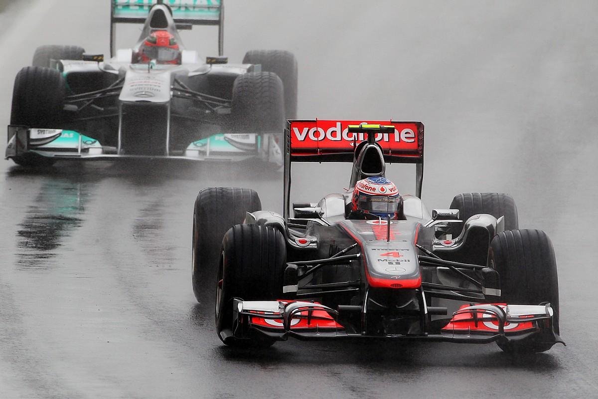Button elismerte, az utolsó F1-es időszakában már nem tudott szívből versenyezni