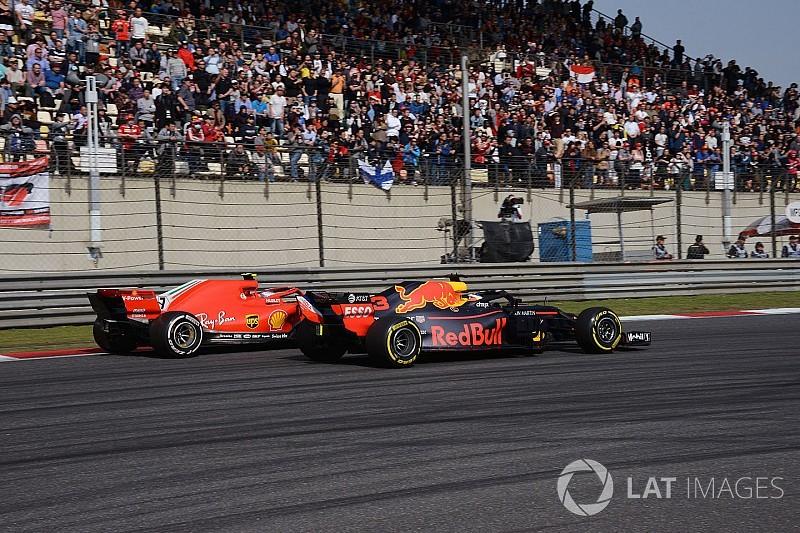 Çin'de günün pilotu Daniel Ricciardo oldu