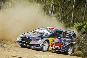 WRC Nieuws Wereldkampioen Ogier ook in 2018 met M-Sport in WRC