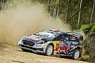 WRC Wereldkampioen Ogier ook in 2018 met M-Sport in WRC
